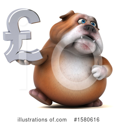 Bulldog Clipart #1580616 by Julos
