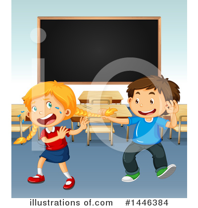 Bully Clipart #1446384 by Graphics RF