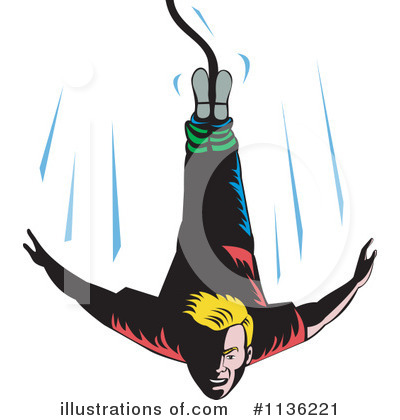 Bungee Clipart #1136221 by patrimonio