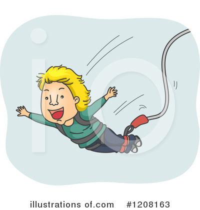 Bungee Clipart #1208163 by BNP Design Studio