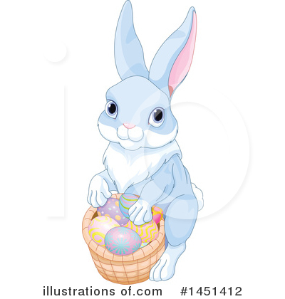 Rabbit Clipart #1451412 by Pushkin