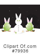 Bunny Eared Egg Clipart #79936 by Randomway
