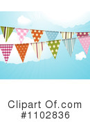 Bunting Clipart #1102836