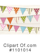 Buntings Clipart #1101014