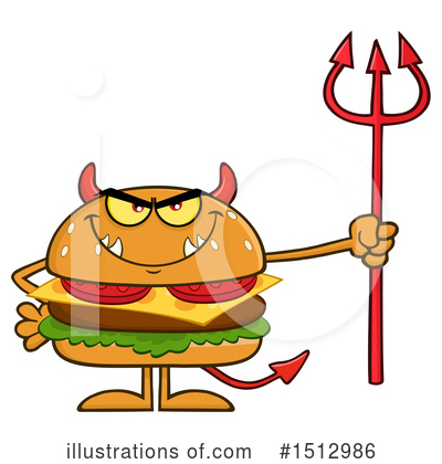 Devil Clipart #1512986 by Hit Toon