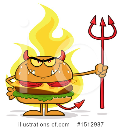 Devil Clipart #1512987 by Hit Toon