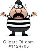 Royalty-Free (RF) burglar Clipart Illustration #1124705