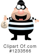 Burglar Clipart #1233566 by Cory Thoman
