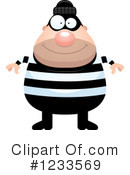 Burglar Clipart #1233569 by Cory Thoman