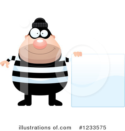 Criminal Clipart #1233575 by Cory Thoman