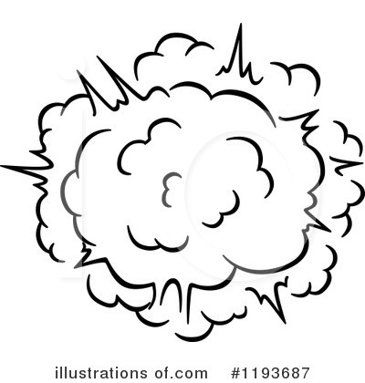 Explosion Clipart #1193687 by Vector Tradition SM