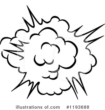 Explosion Clipart #1193688 by Vector Tradition SM