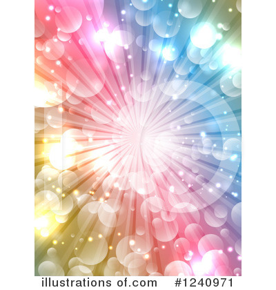 Royalty-Free (RF) Burst Clipart Illustration by KJ Pargeter - Stock Sample #1240971