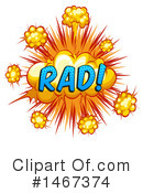 Burst Clipart #1467374 by Graphics RF