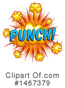 Burst Clipart #1467379 by Graphics RF