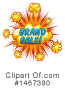 Burst Clipart #1467390 by Graphics RF