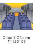 Royalty-Free (RF) Bus Clipart Illustration #1125153