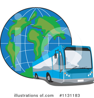Bus Clipart #1131183 by patrimonio