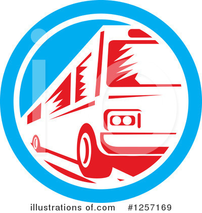 Bus Clipart #1257169 by patrimonio