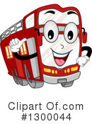 Bus Clipart #1300044 by BNP Design Studio