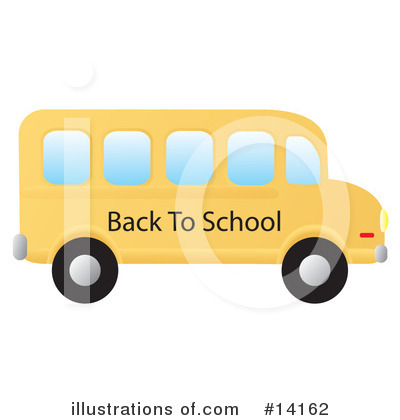 Royalty-Free (RF) Bus Clipart Illustration by Rasmussen Images - Stock Sample #14162