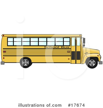 Bus Clipart #17674 by djart