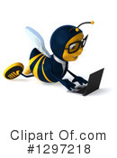 Business Bee Clipart #1297218 by Julos