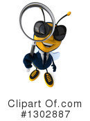 Business Bee Clipart #1302887 by Julos