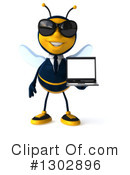 Business Bee Clipart #1302896 by Julos