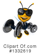 Business Bee Clipart #1332619 by Julos
