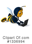 Business Bee Clipart #1336994 by Julos
