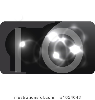 Business Card Clipart #1054048 by vectorace
