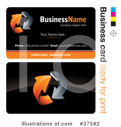 Business Card Design Clipart #37582 by beboy