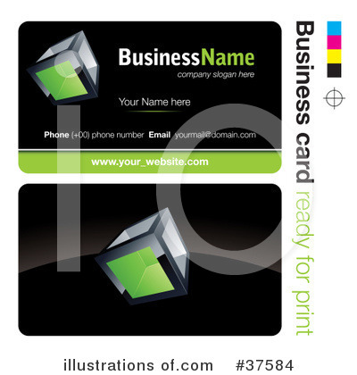 Business Card Design Clipart #37584 by beboy