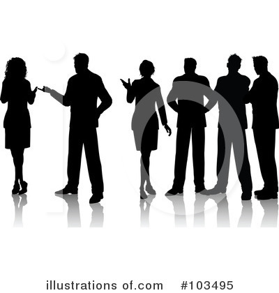 Royalty-Free (RF) Business Clipart Illustration by KJ Pargeter - Stock Sample #103495