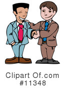 Business Clipart #11348 by AtStockIllustration
