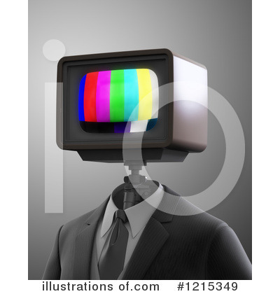 Tv Clipart #1215349 by Mopic