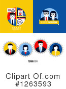 Business Clipart #1263593 by elena