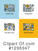 Business Clipart #1296347 by elena