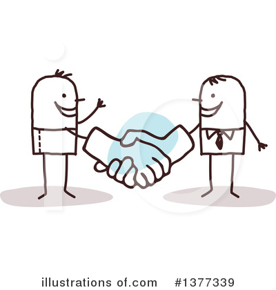 Teamwork Clipart #1377339 by NL shop