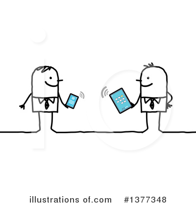 Tablet Computer Clipart #1377348 by NL shop