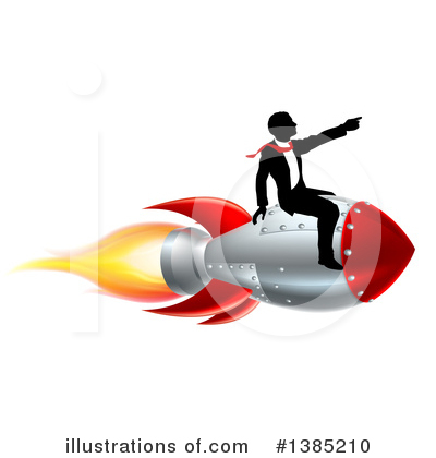 Businessman Clipart #1385210 by AtStockIllustration