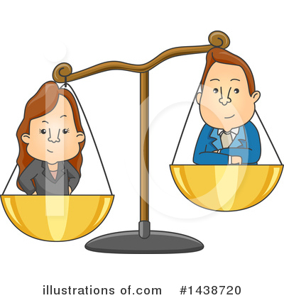 Royalty-Free (RF) Business Clipart Illustration by BNP Design Studio - Stock Sample #1438720