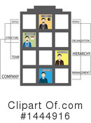 Business Clipart #1444916 by ColorMagic