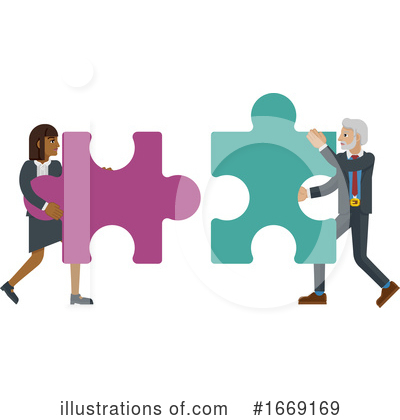 Royalty-Free (RF) Business Clipart Illustration by AtStockIllustration - Stock Sample #1669169