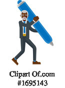 Business Clipart #1695143 by AtStockIllustration