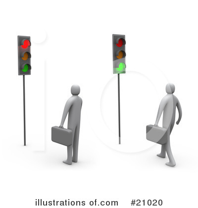 Traffic Light Clipart #21020 by 3poD
