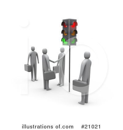 Traffic Light Clipart #21021 by 3poD