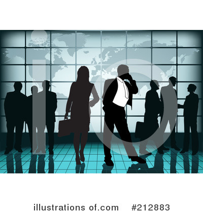 Business Clipart #212883 by dero