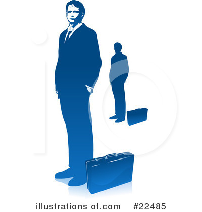 Businessman Clipart #22485 by Tonis Pan